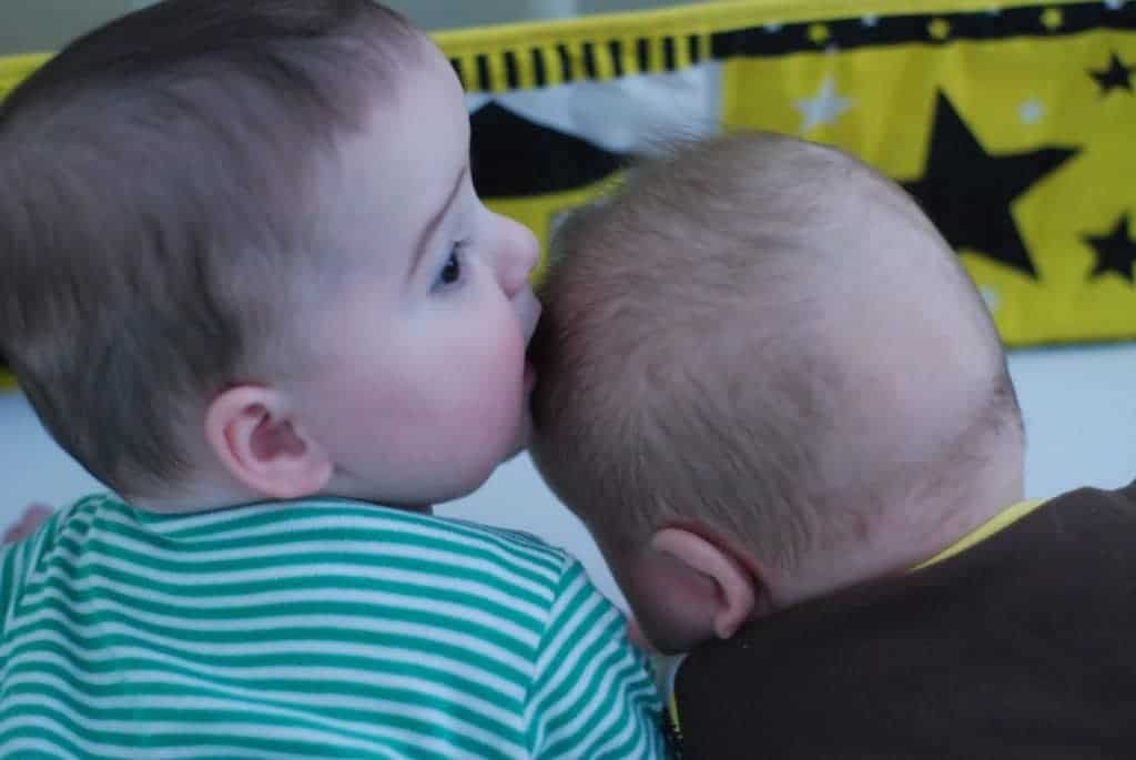 Advice for a new twin mum by The Twinkle Diaries