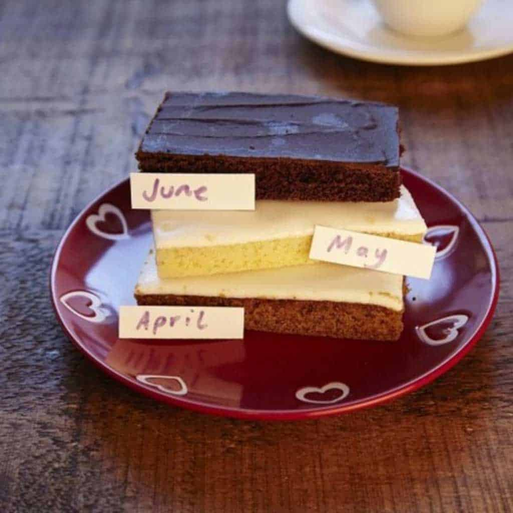 Alternative Valentines Gifts — A cake club subscription