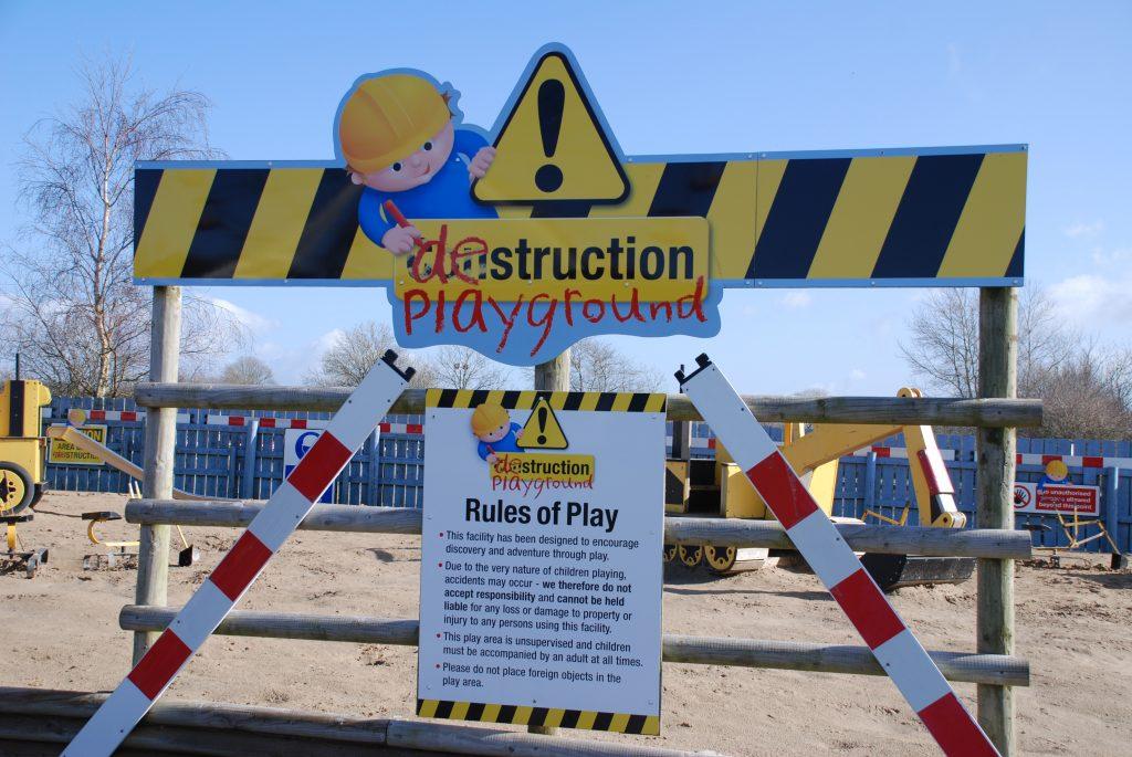Destruction Playground