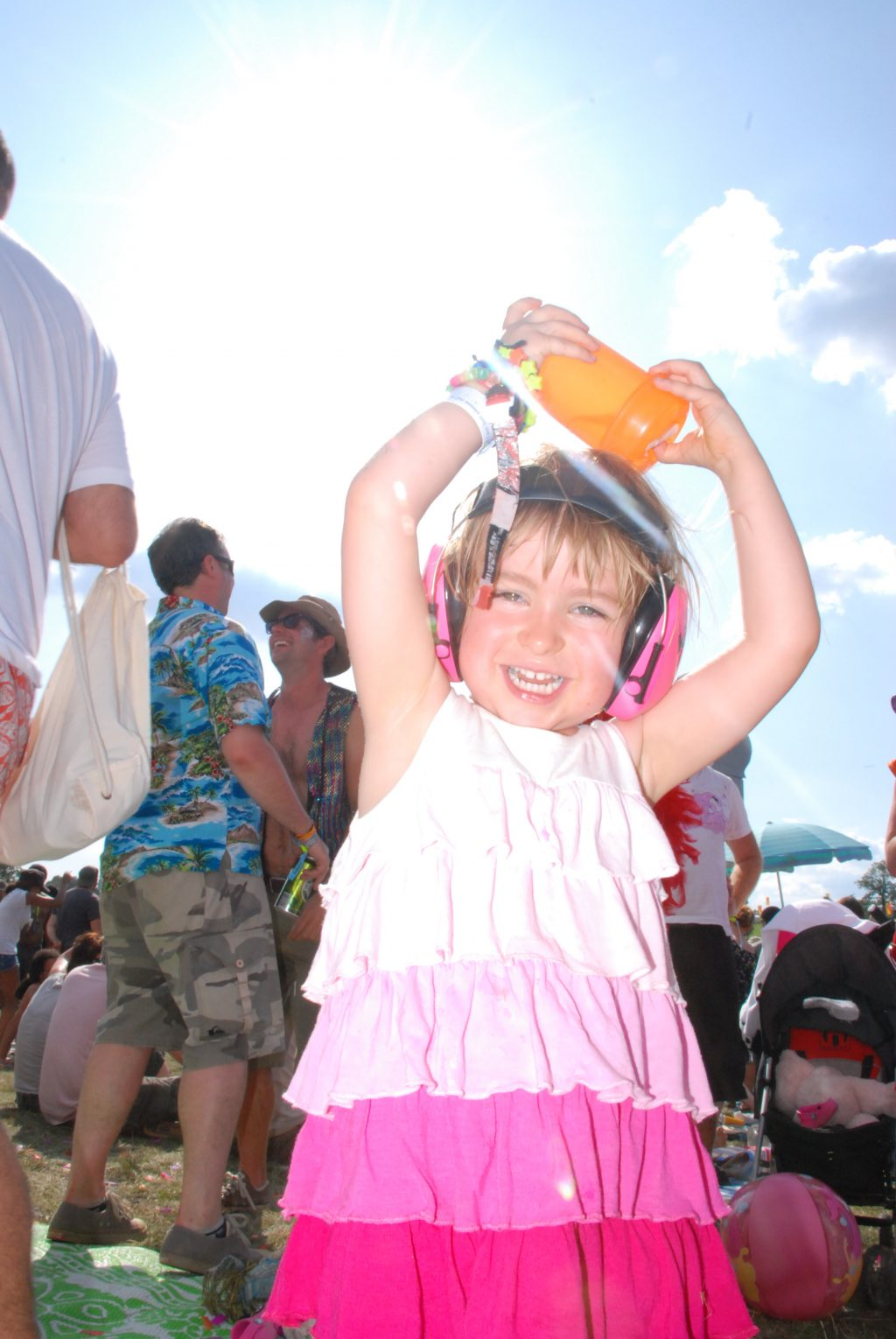 essential items for a kids festival