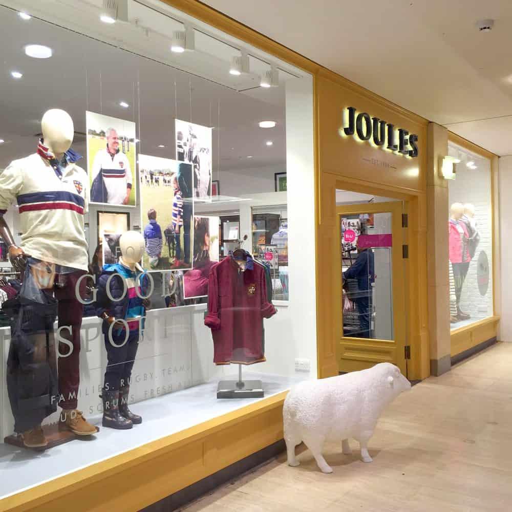 Joules in Milton Keynes