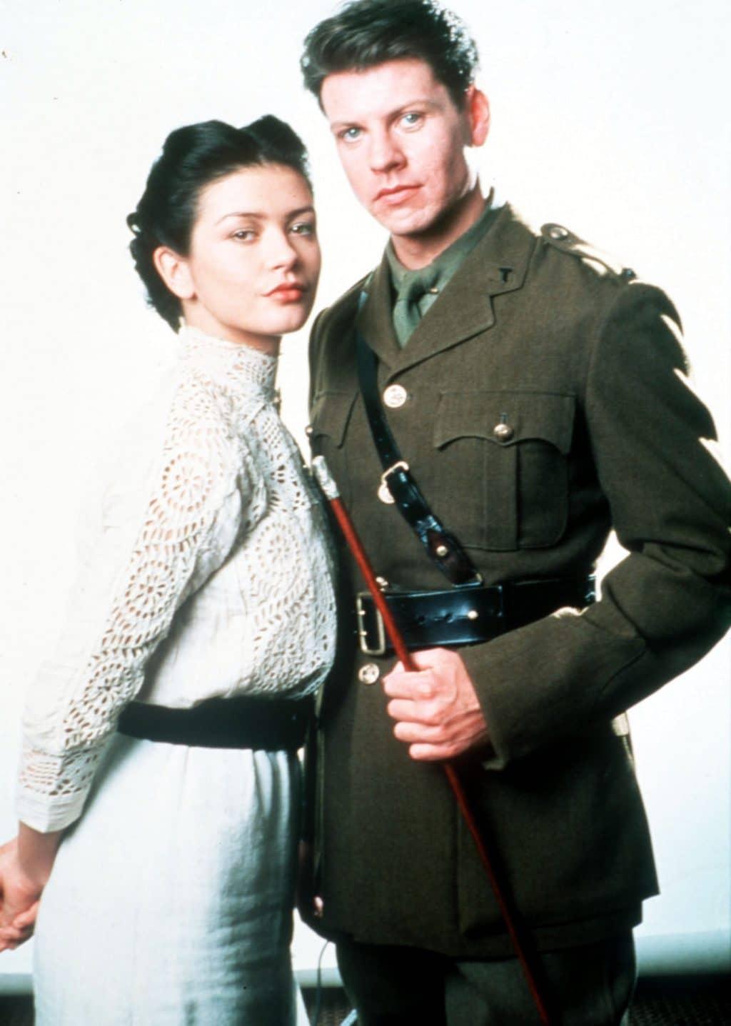 Catherine Cookson - The Cinder Path. (Catherine Zeta-Jones as Victoria Chapman and Lloyd Owen as Charlie MacFell.)