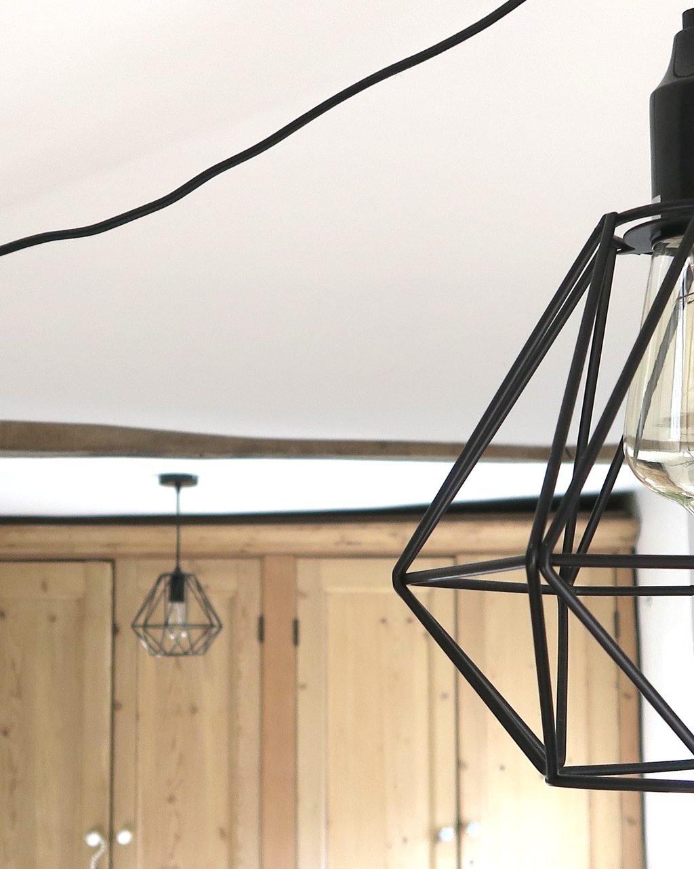 geometric lighting from iconic lights