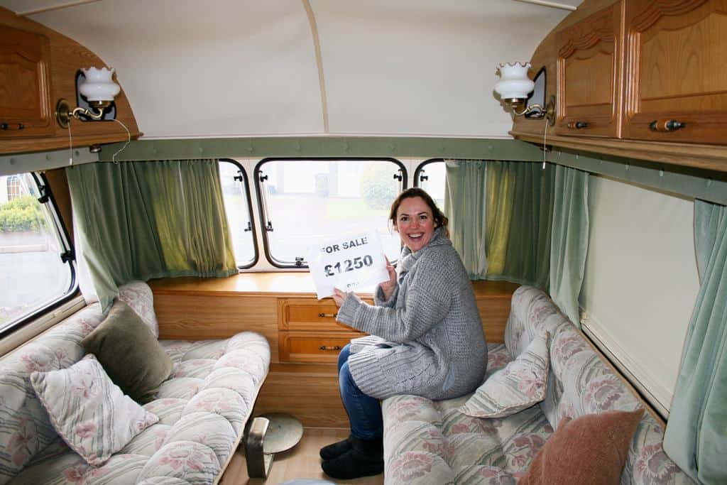 5 Tips on Buying a Second Hand Caravan