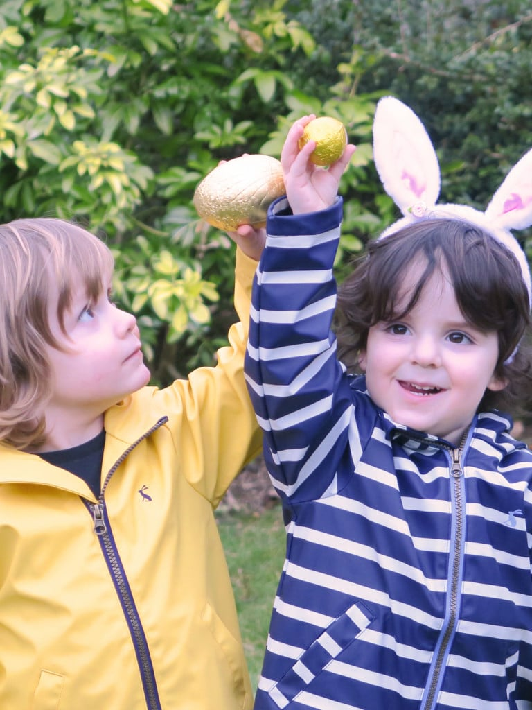 How To Organise The Perfect Easter Egg Hunt For Toddlers