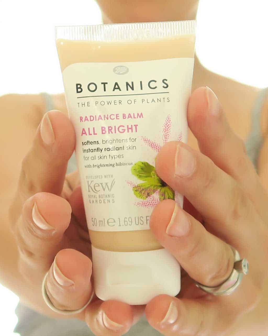 Botanics by Boots Nail Strengthening Hand Cream Review