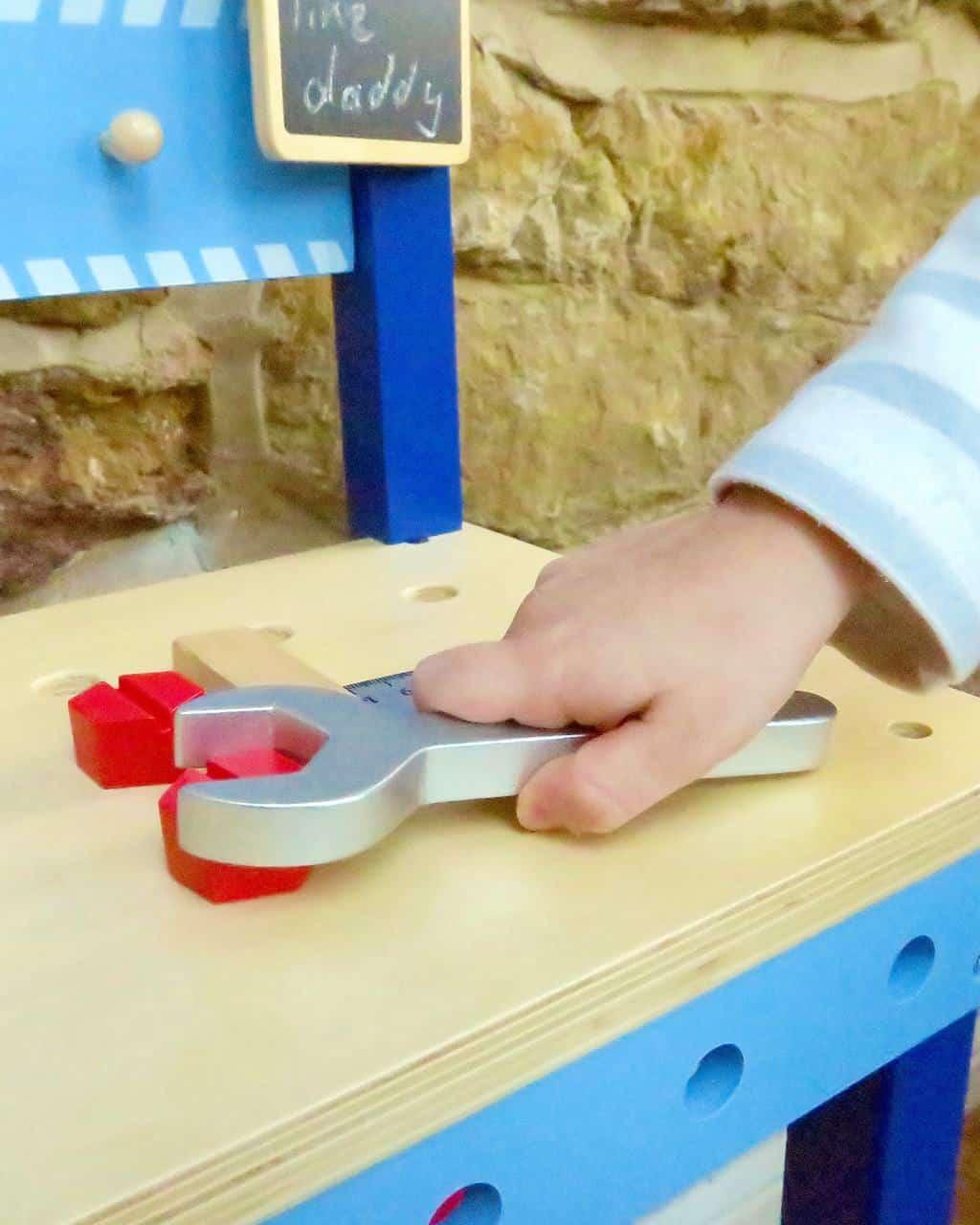 the GLTC Fix It Workbench
