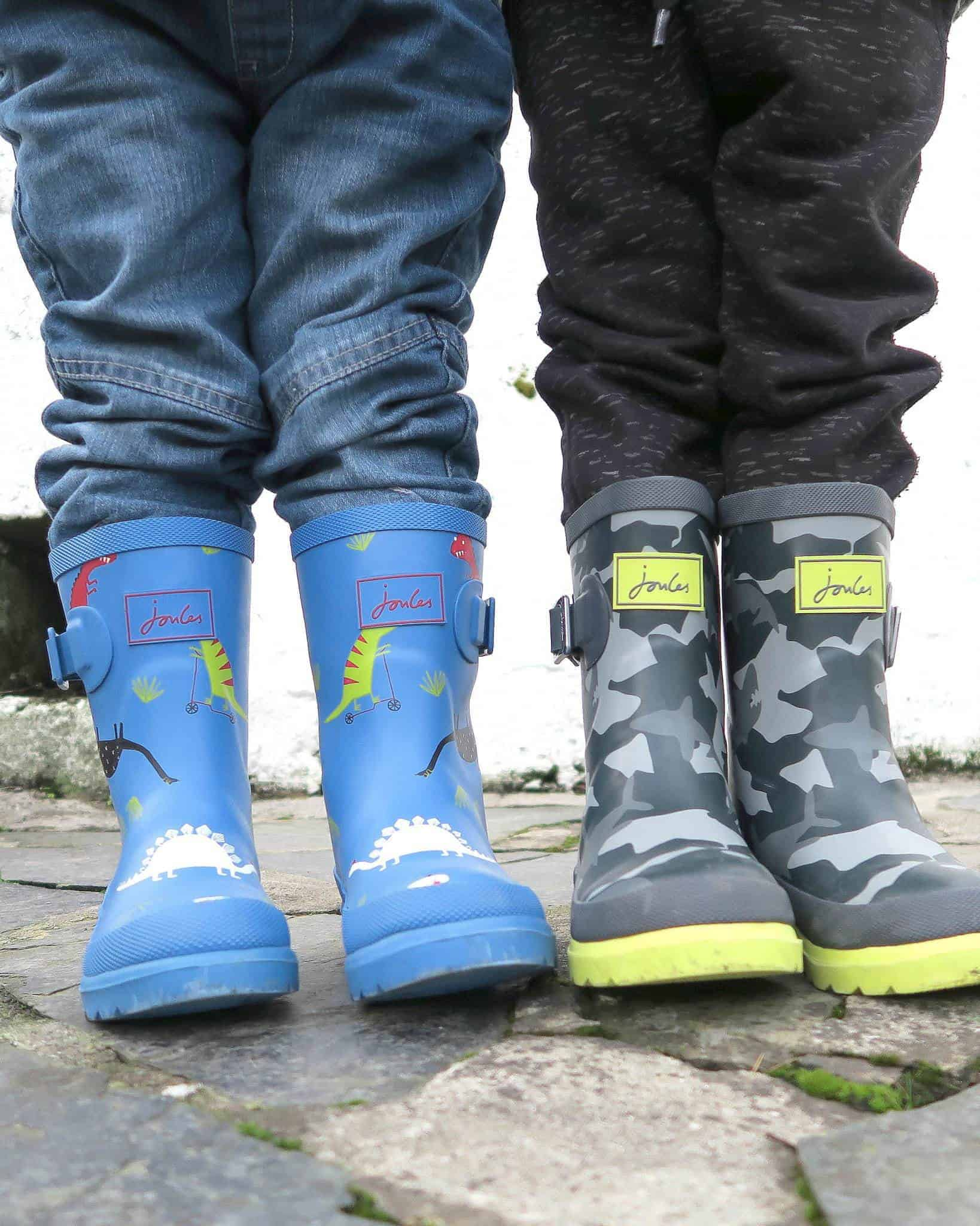 Joules wellies   Me and mine Feb 2017