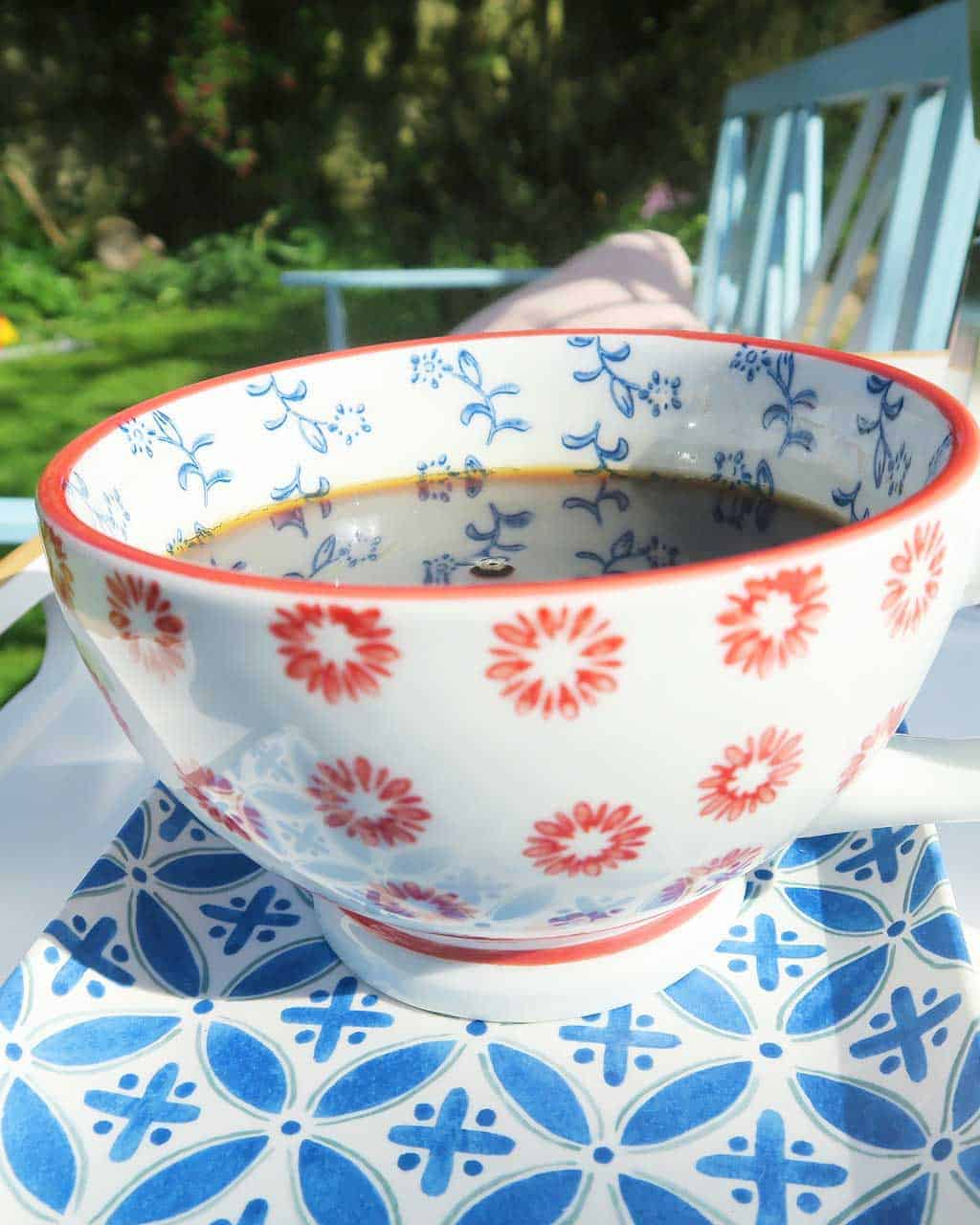 HomeSense coffee cup