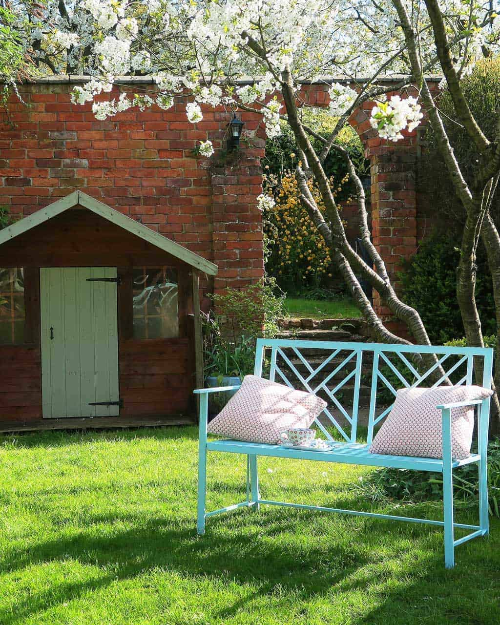 HomeSense garden bench