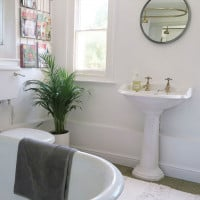 5 tips for a simple bathroom makeover