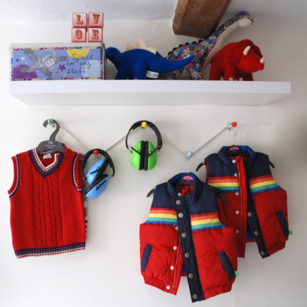 Cool themes for a boys room