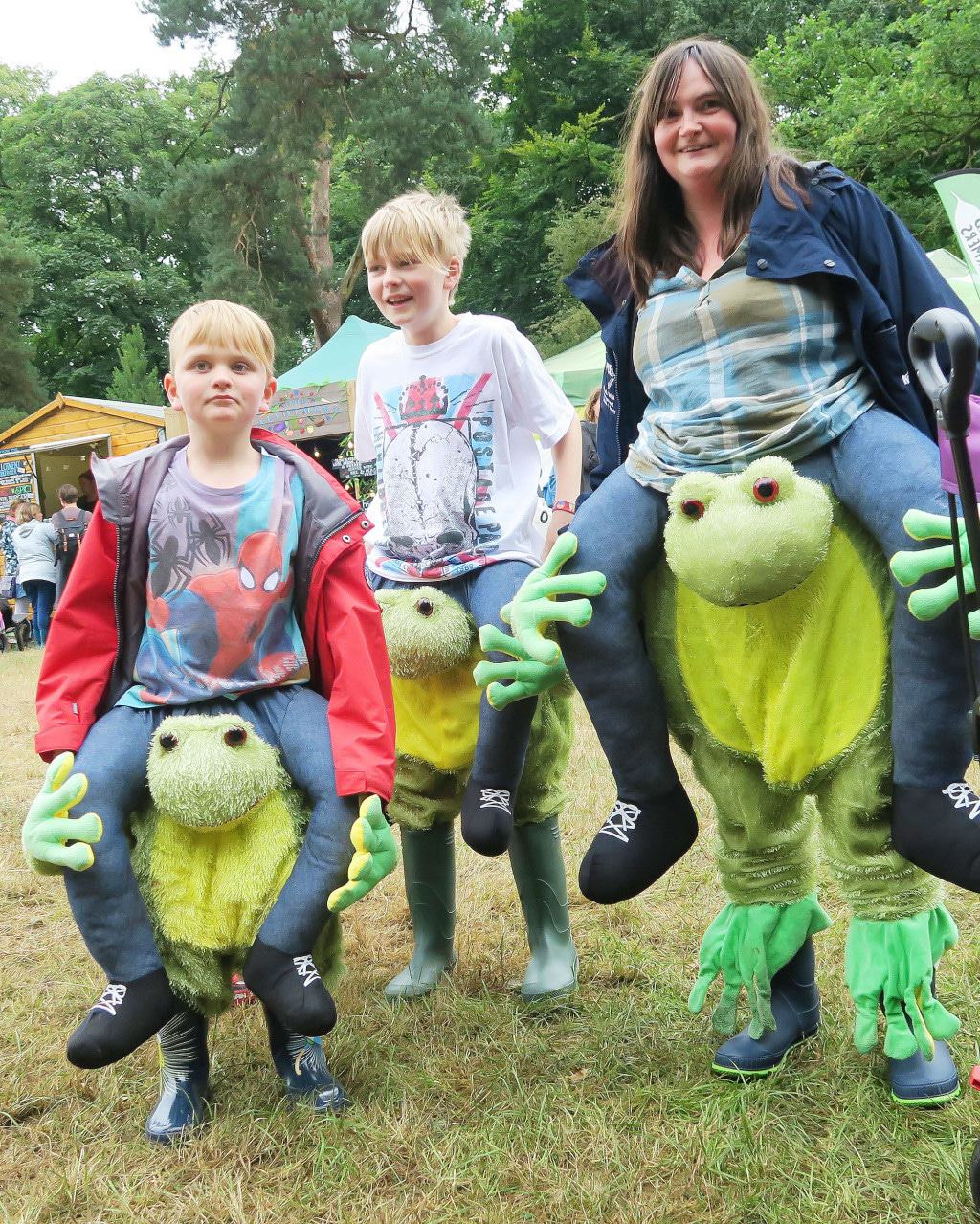 Just So Festival {the best family festival for first timers}
