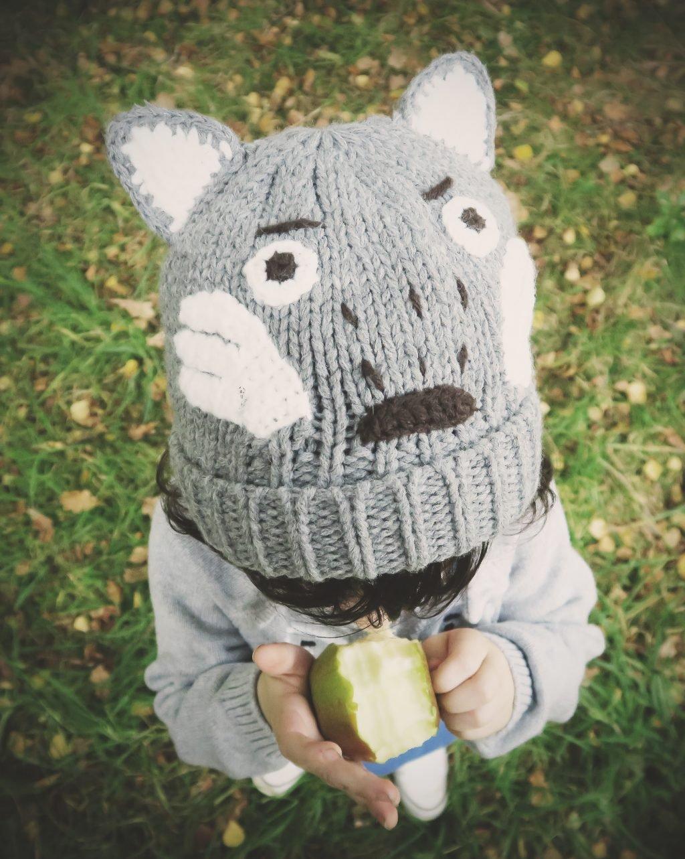 Little woolly wolf hat