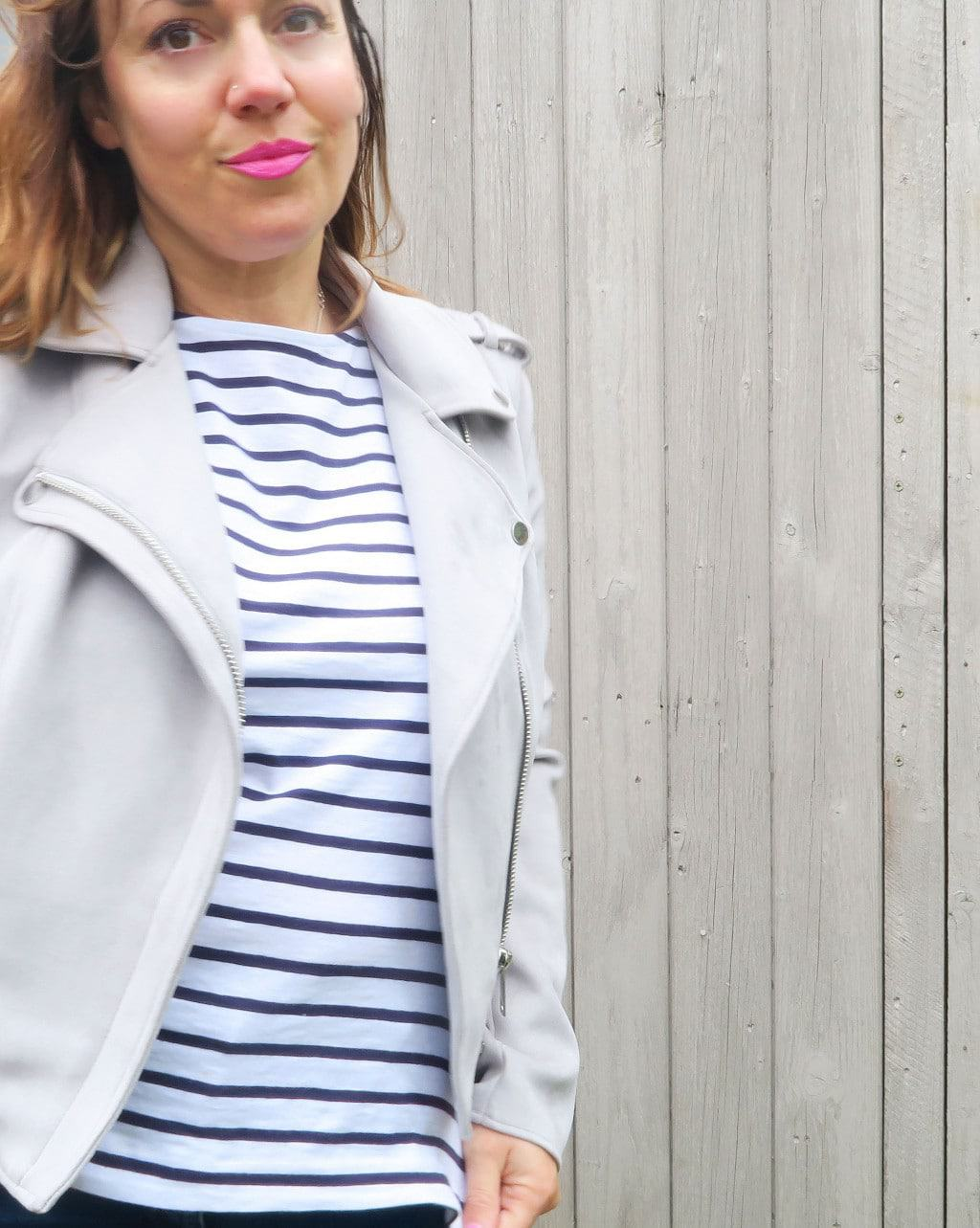 The perfect faux suede biker jacket from River Island