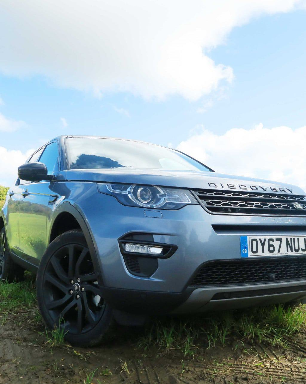 Our Land Rover Discovery Sport review featuring 'The Discovery Adventures' —  the  Discovery Sport HSE LUX