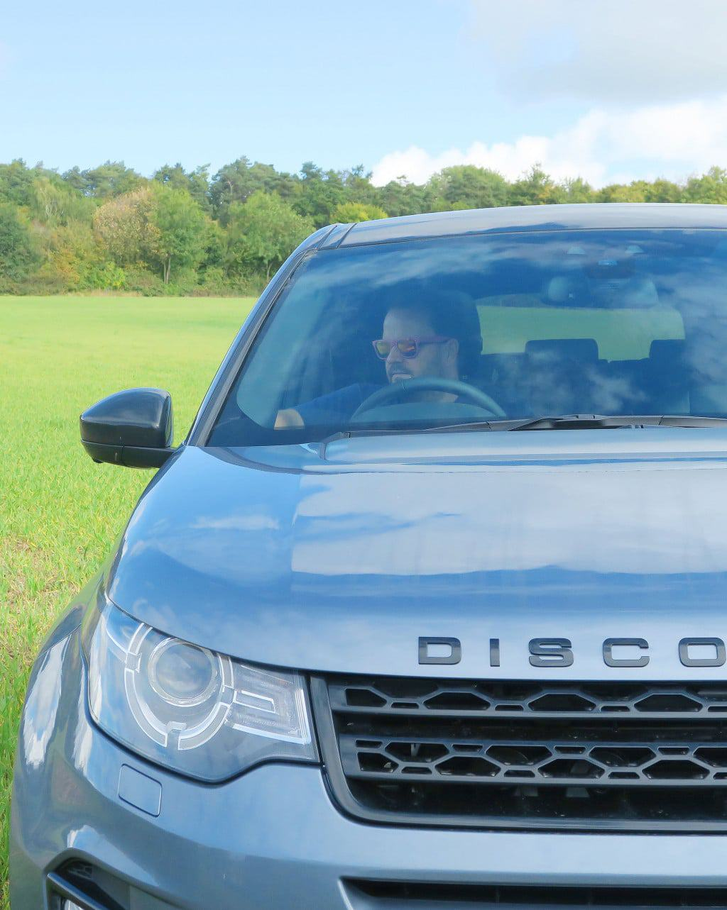 The Discovery Adventures | Featuring the Land Rover Discovery Sport Part 1