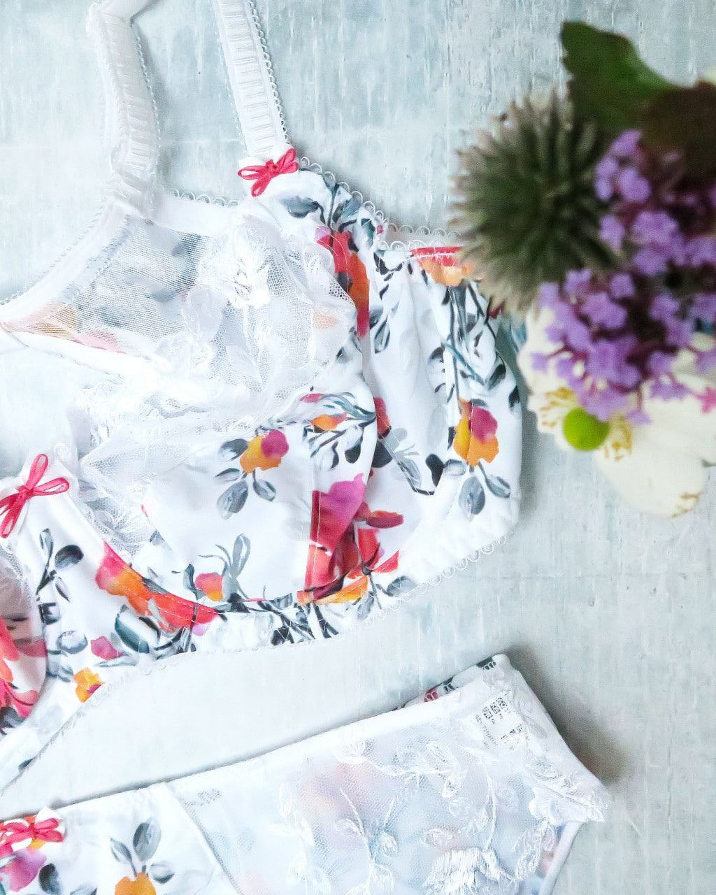pretty lingerie from Fantasie
