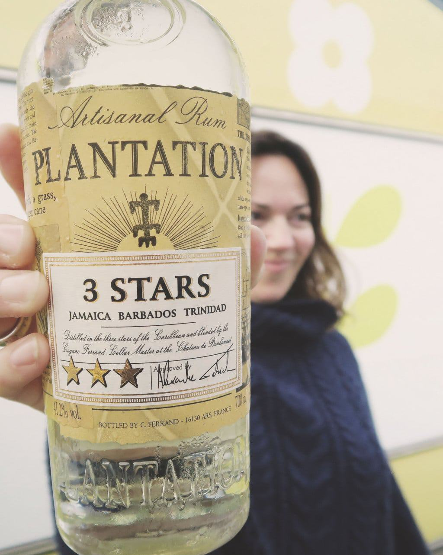 plantation rum for the perfect Mojito