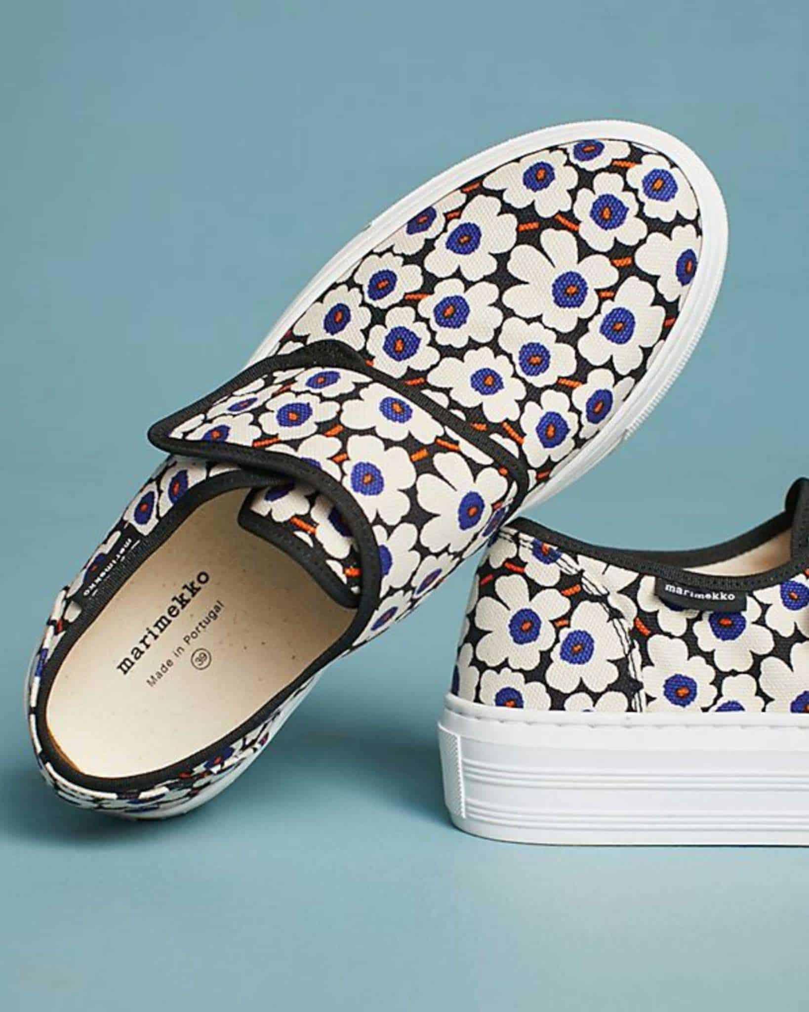 favourite picks | Marimekko Floral Sneakers from Anthropologie