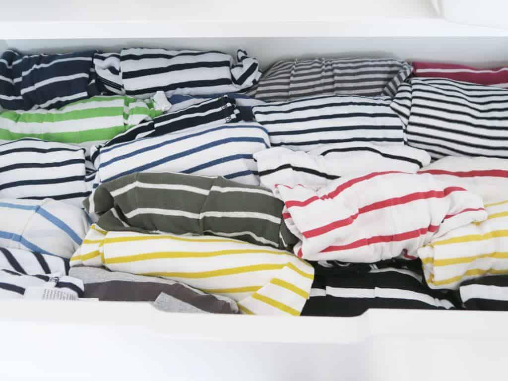 drawful of breton stripes