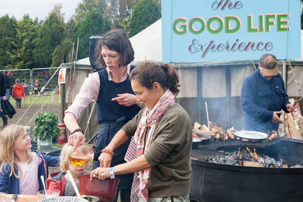 Thomasina Miers at The Good Life Experience
