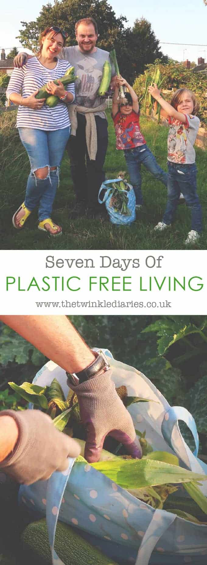 7 Days of Plastic Free Living — The Howdens Sustainability Challenge