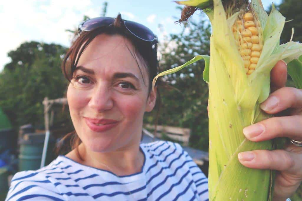 Going Plastic Free For a Week {The Sustainability Challenge} - me and sweetcorn