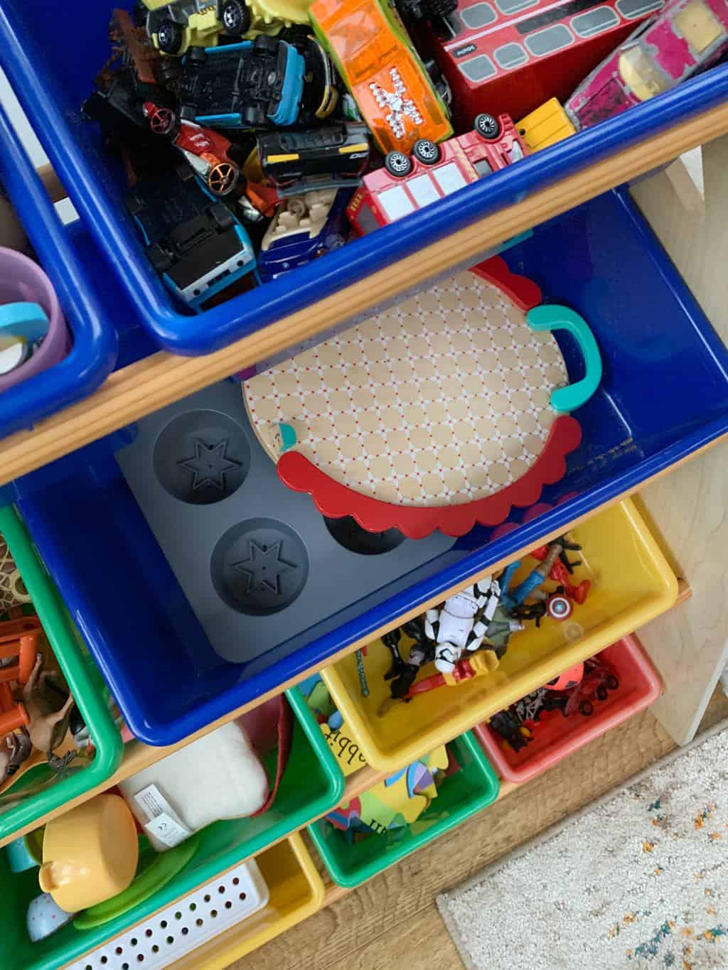 Smart Storage for Toys