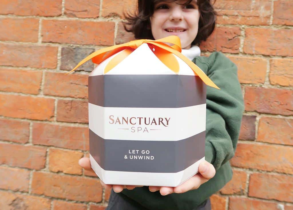 Sanctuary Spa Let Go and Unwind Gift Set makes a great gifts for teachers