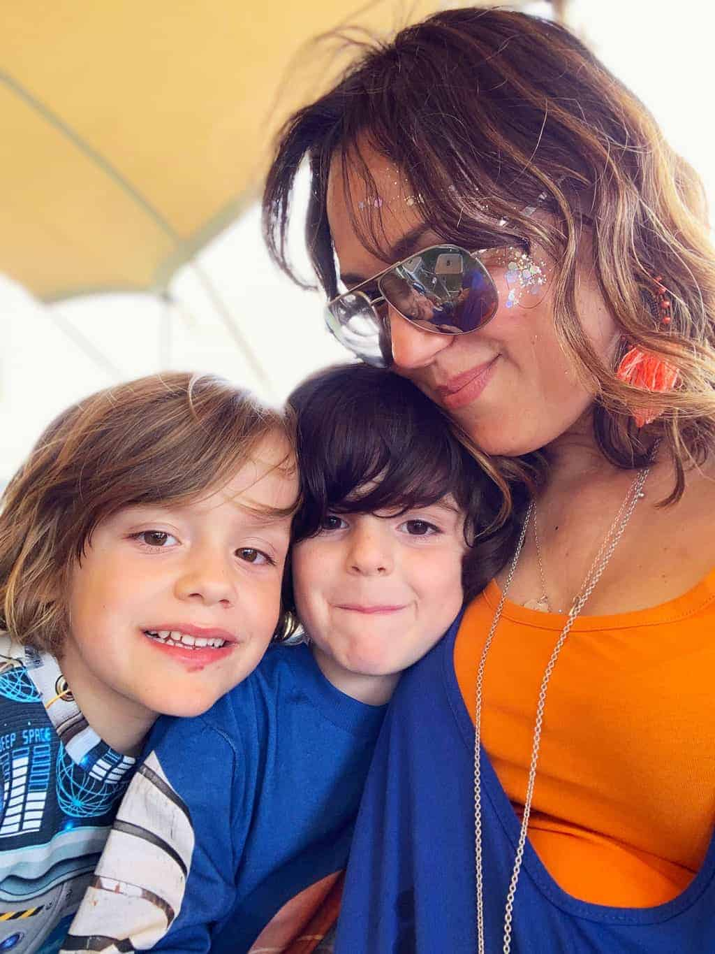 Me and my babies | The Twinkle Diaries Bluedot Review 2019