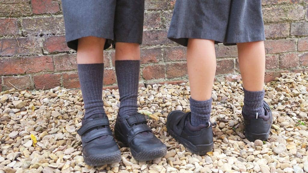 Getting Ready for School with Star-Rite shoes