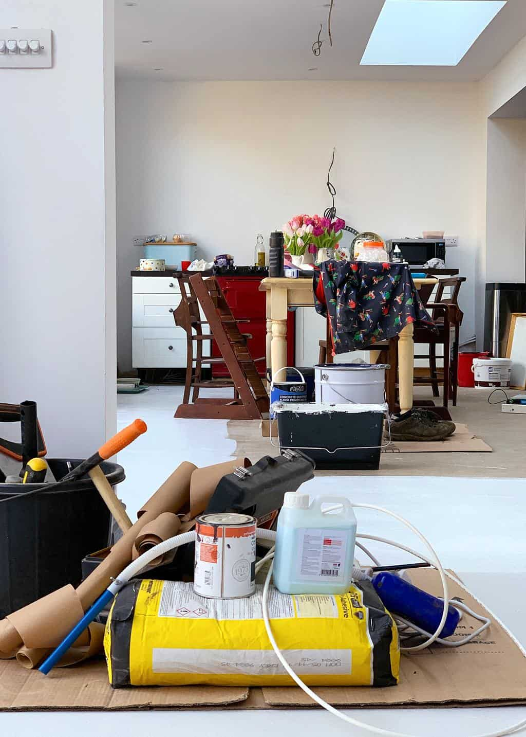 Kitchen organisation tips when you're renovating