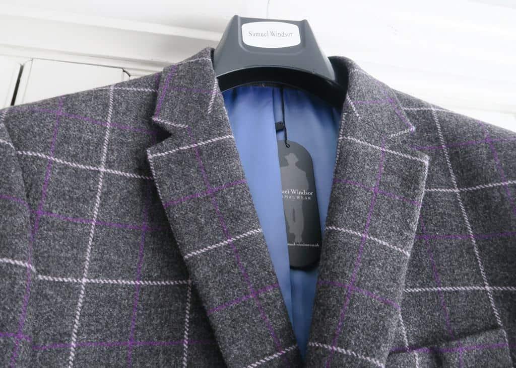 Bradenham Tweed Jacket from Samuel Windsor