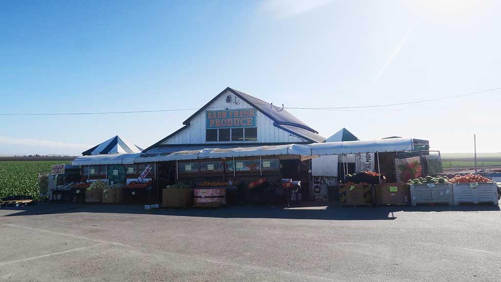 Barn Fresh Produce farm shop