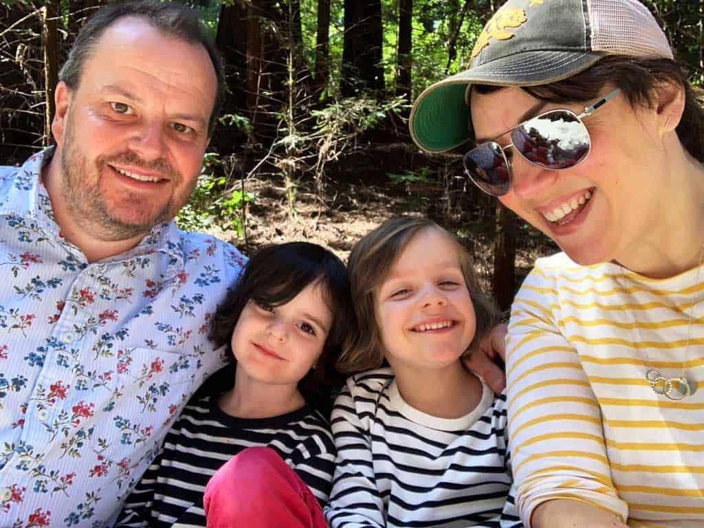 California road trip kid friendly — a day our at Roaring Camp Railroads