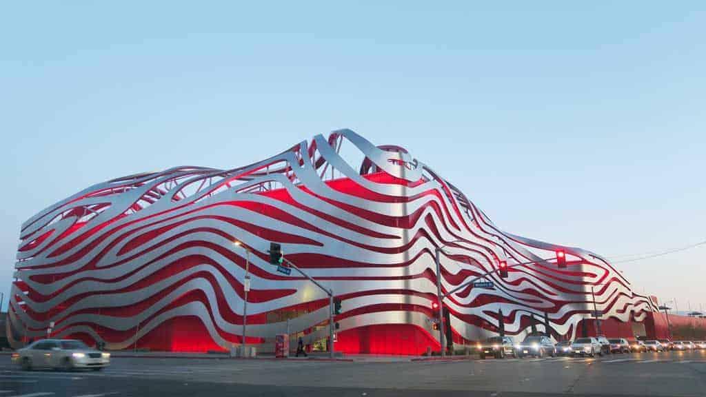 The Petersen Automotive Museum LA