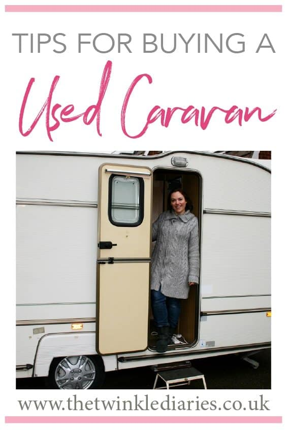 5 Tips for Buying a Second Hand Caravan