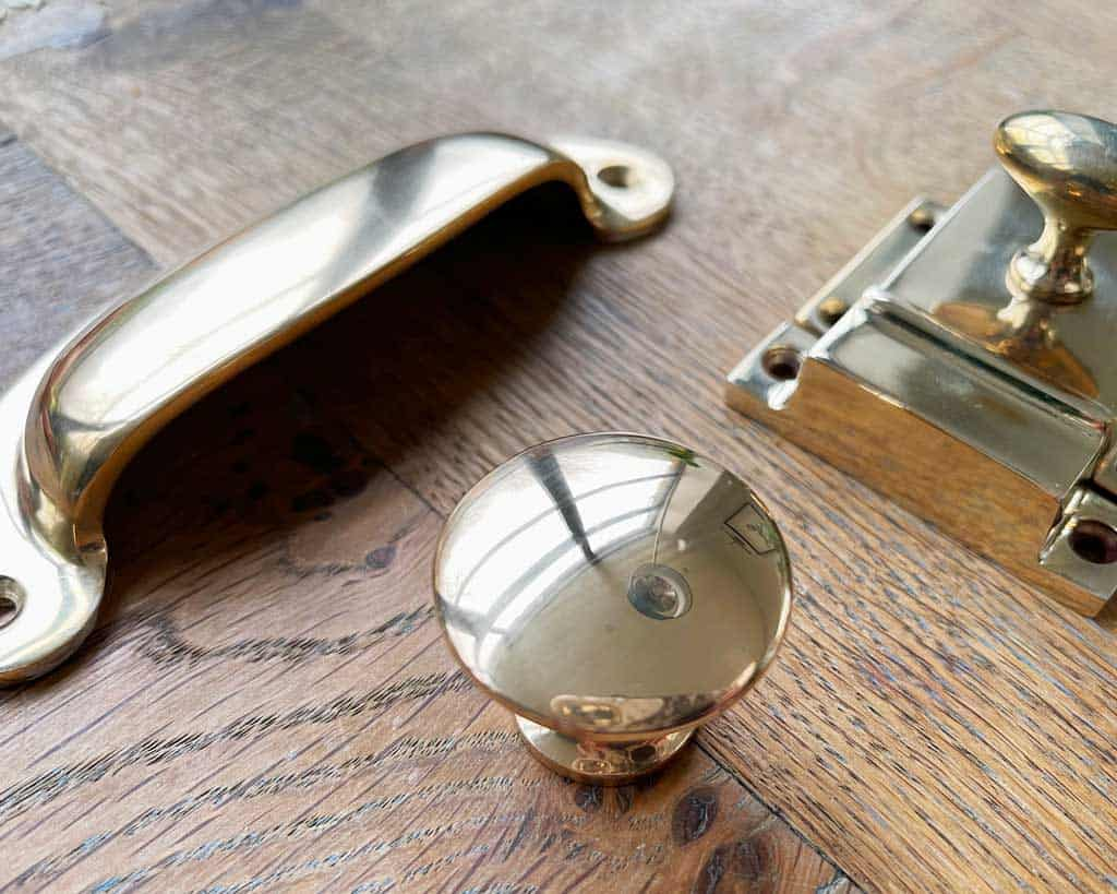 How To Age Brass and Bronze With Vinegar and Salt