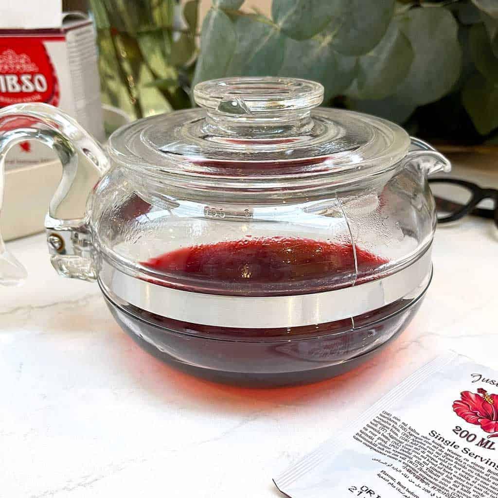 HIBSO Hibiscus Tea — 7 health benefits
