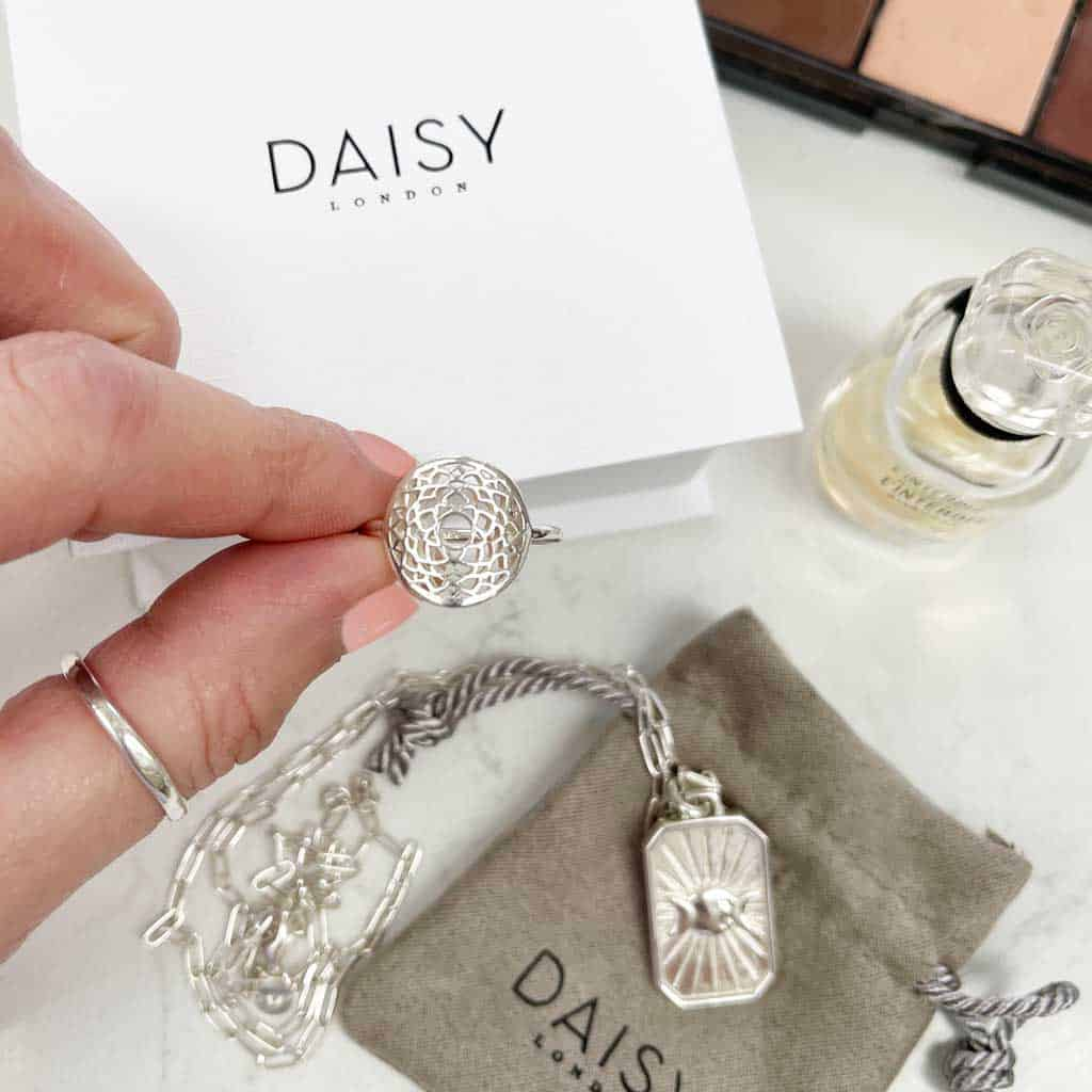 Everyday Luxuries: Gifts For Her. This lovely chakra ring from Daisy London is a real treat.