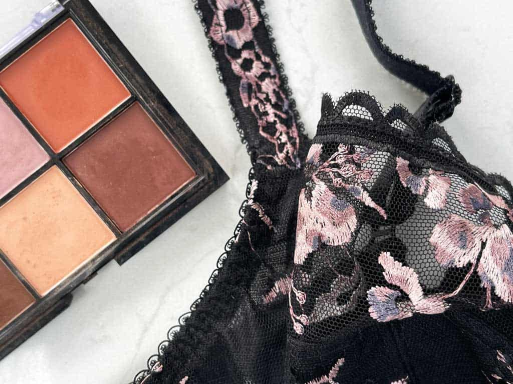 Everyday Luxuries: Gifts For Her. This beautiful Isla lingerie set from Fantasie Lingerie is a real treat