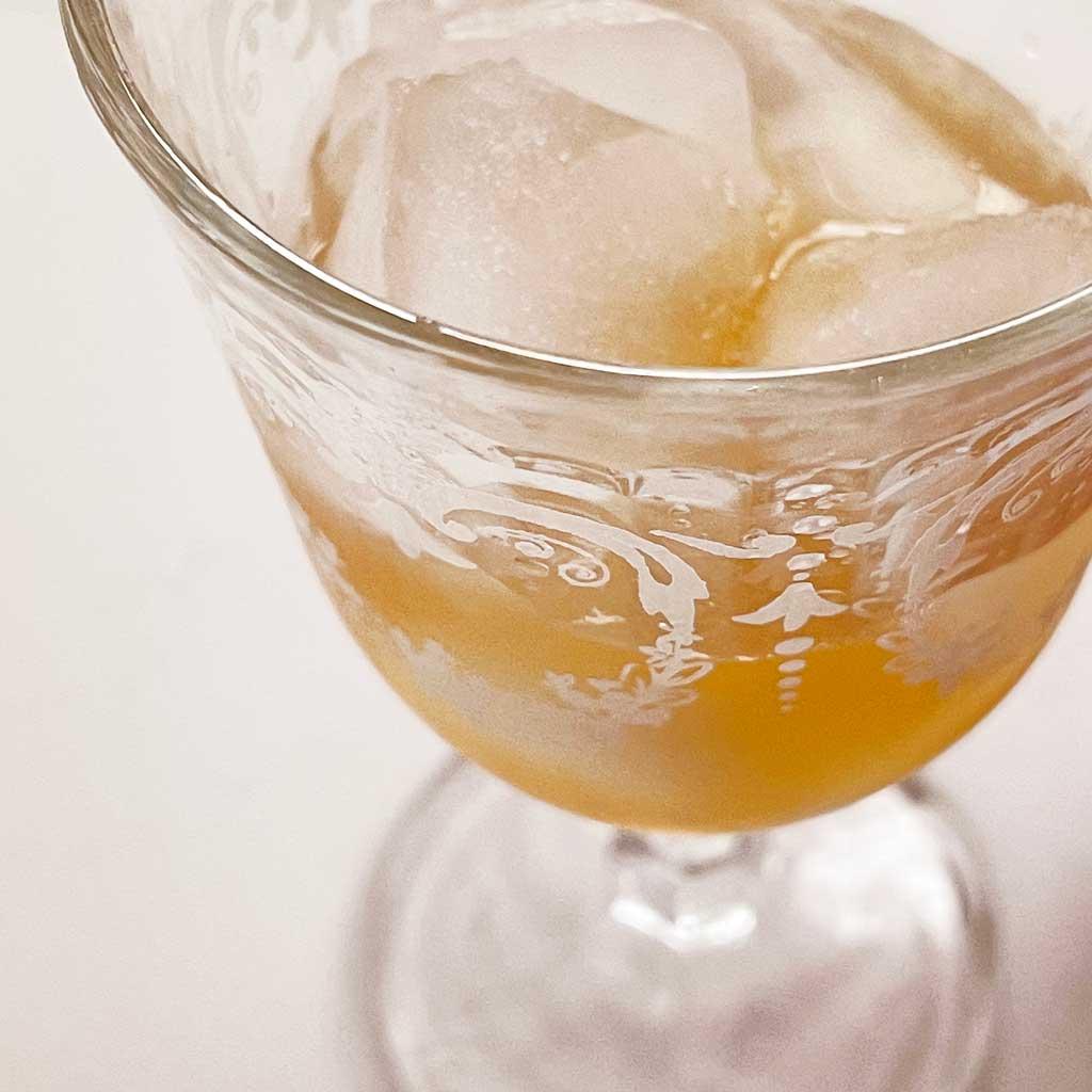 A simple recipe for homemade rhubarb gin