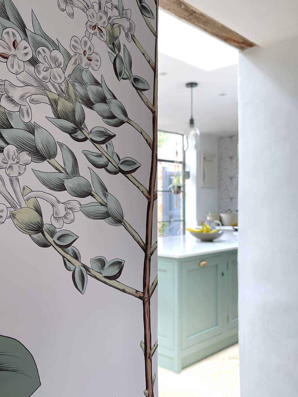 made to measure wall murals from les dominotiers